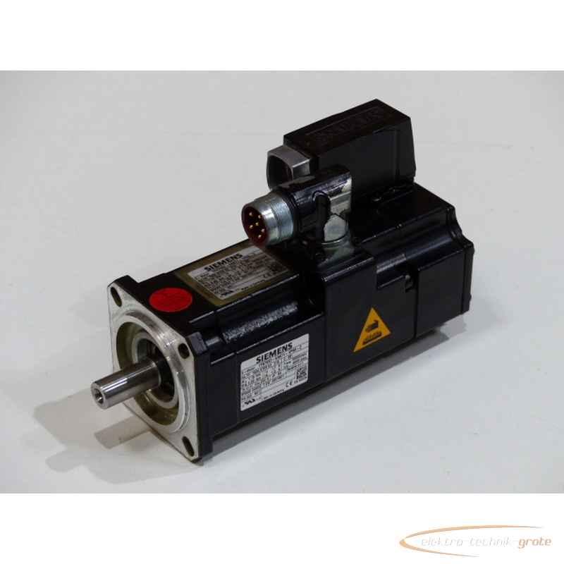 Синхронный сервомотор Siemens Synchronservomotor59535-L 114 фото на Industry-Pilot