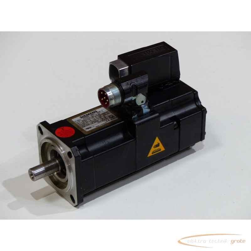Синхронный сервомотор Siemens Synchronservomotor59536-L 114 фото на Industry-Pilot
