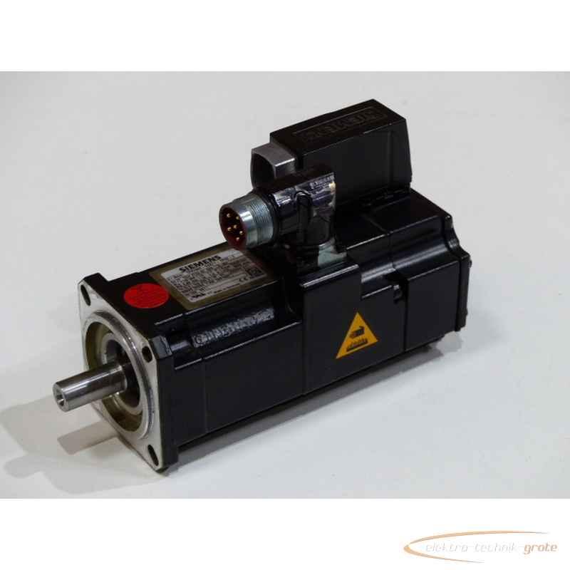 Синхронный сервомотор Siemens Synchronservomotor59537-L 114 фото на Industry-Pilot