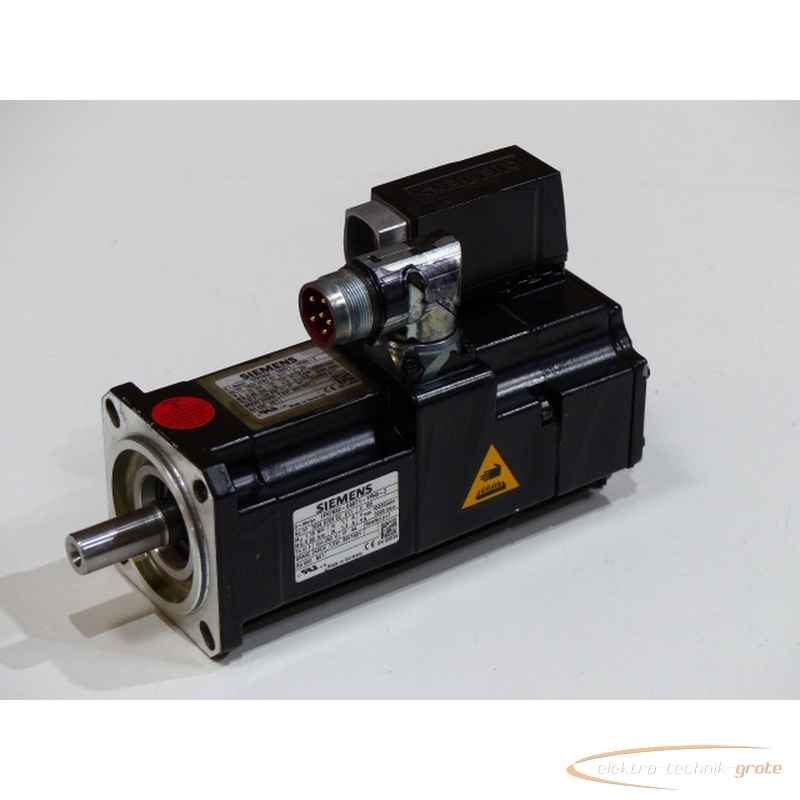 Синхронный сервомотор Siemens Synchronservomotor59538-L 114 фото на Industry-Pilot