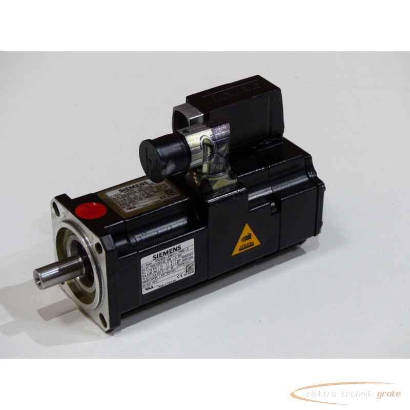 Синхронный сервомотор Siemens Synchronservomotor59539-L 114 фото на Industry-Pilot