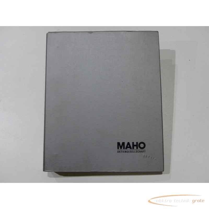 Инструкция MAHO Handbuch55241-I 140 фото на Industry-Pilot