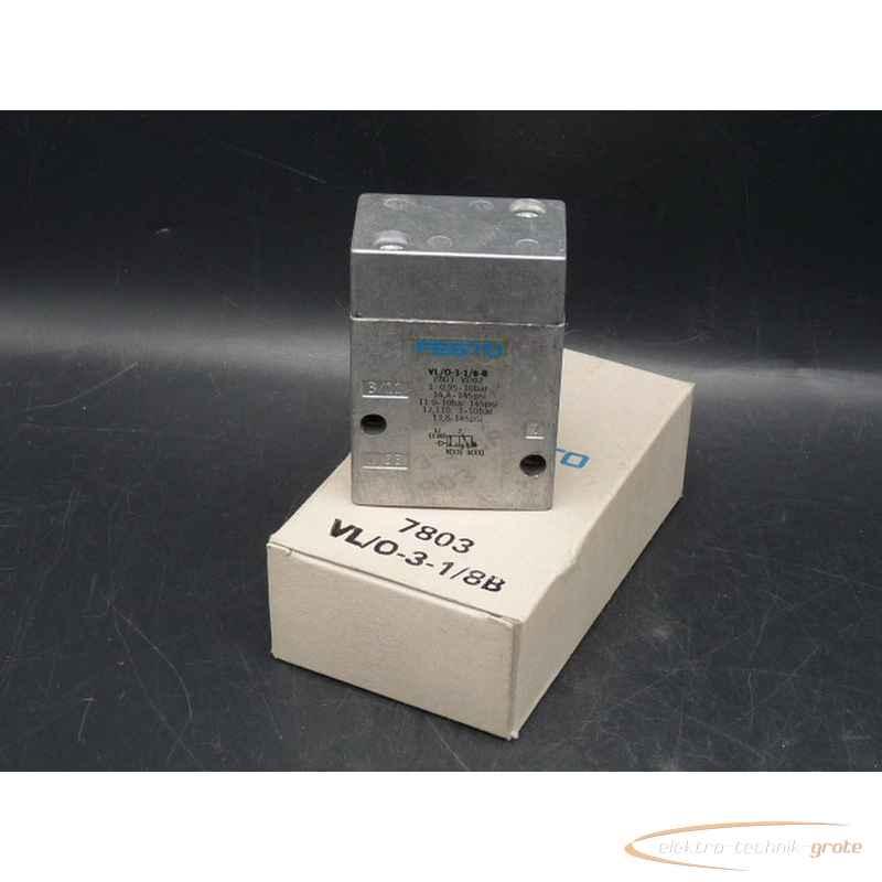 Пневматический вентиль Festo Pneumatikventil52730-I 131 фото на Industry-Pilot