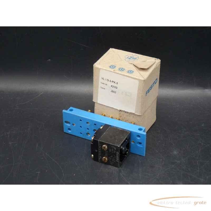 Pneumatic valve Festo Pneumatikventil52740-I 131 photo on Industry-Pilot