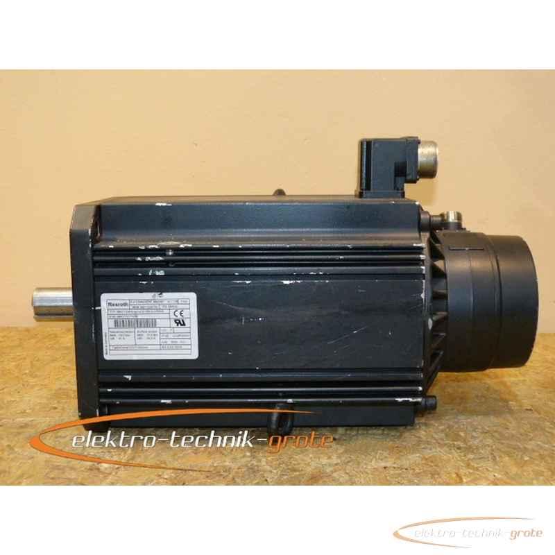 Постоянный магнитый трехфазный сервомотор Indramat Permanentmagnet-Drehstromservomotor36385-IA 17 фото на Industry-Pilot