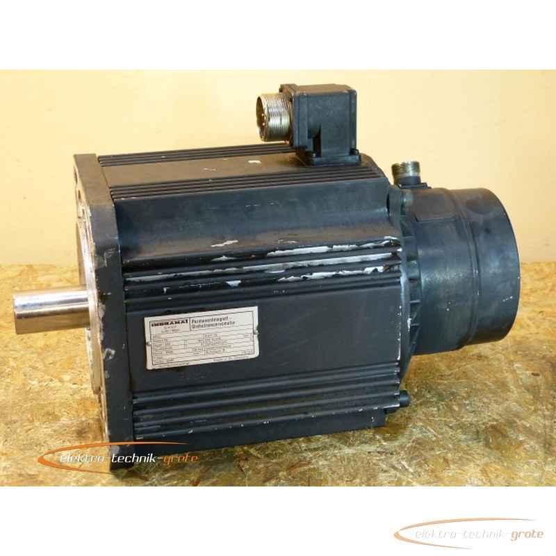 Постоянный магнитый трехфазный сервомотор Indramat Permanentmagnet-Drehstromservomotor38955-L 80B фото на Industry-Pilot