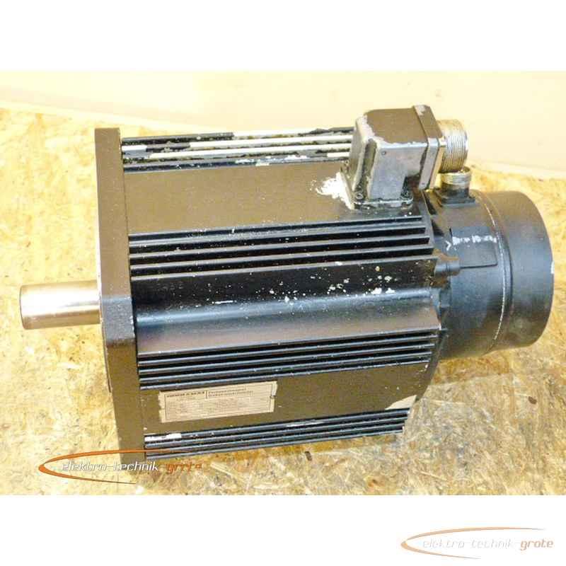 Постоянный магнитый трехфазный сервомотор Indramat Permanentmagnet-Drehstromservomotor39048-I 85 фото на Industry-Pilot