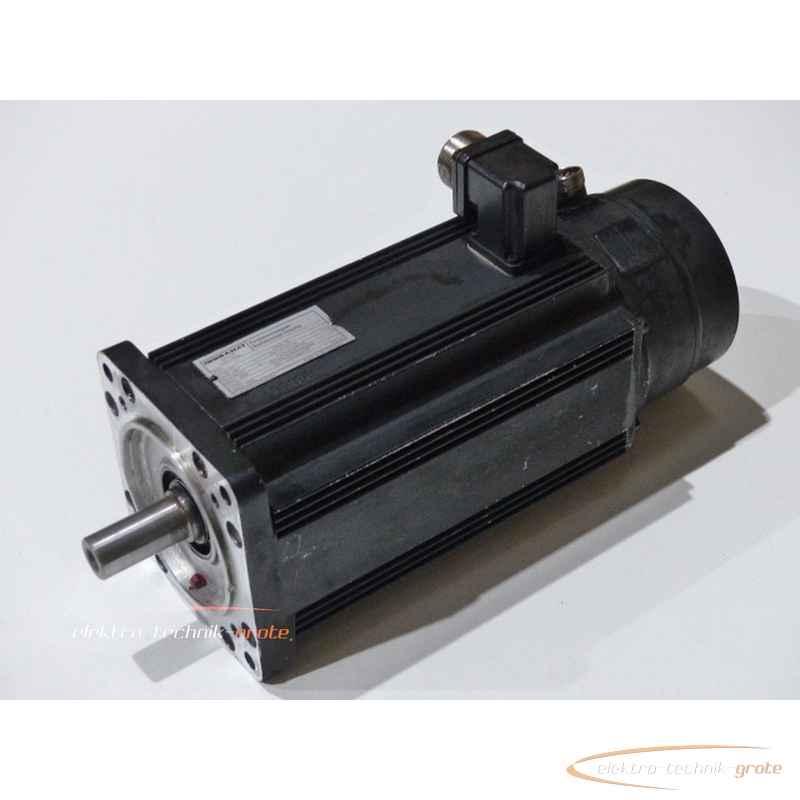 Постоянный магнитый трехфазный сервомотор Indramat Permanentmagnet-Drehstromservomotor55058-IA 69 фото на Industry-Pilot
