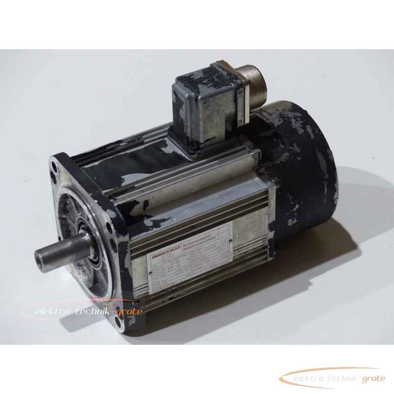 Постоянный магнитый трехфазный сервомотор Indramat Permanentmagnet-Drehstromservomotor55063-IA 69 фото на Industry-Pilot