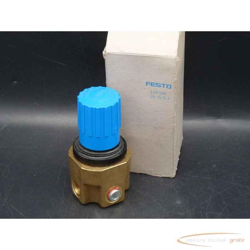 Control valve Festo Regelventil52742-I 131 photo on Industry-Pilot