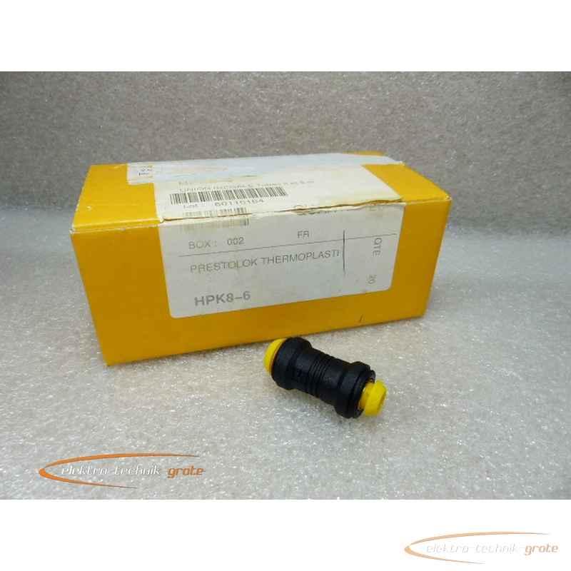 Parker HPK8-6 Niederdruckanlage VPE 14stk - ungebraucht! -32674-B222 фото на Industry-Pilot