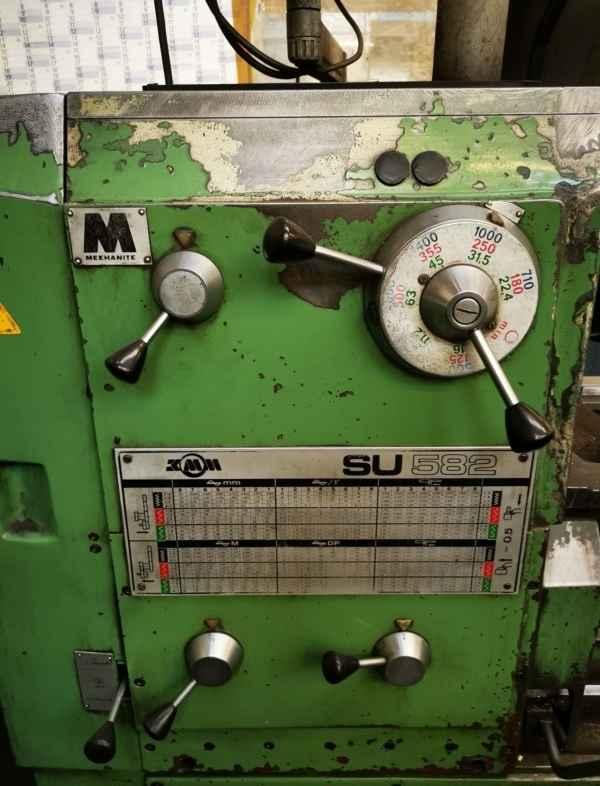 Токарно-винторезный станок BULMAK - ZMM SU 582 фото на Industry-Pilot