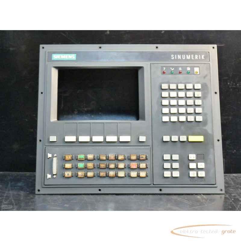 Siemens Sinumerik 6FX1130-0BA02 Tastatur komplett photo on Industry-Pilot
