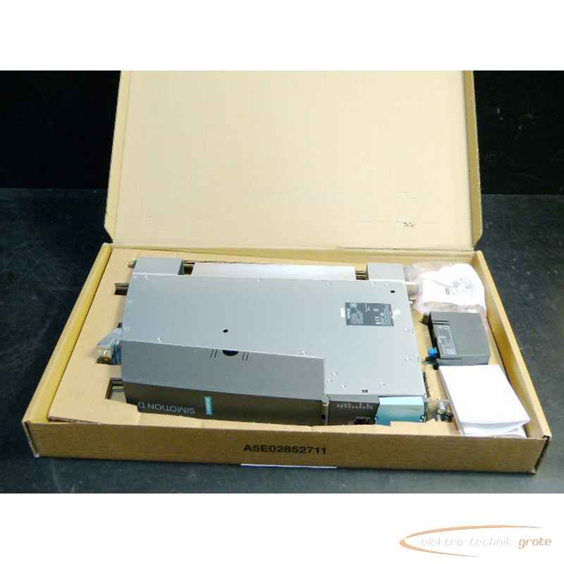 Siemens 6AU1445-2AD00-0AA0 Control Unit photo on Industry-Pilot
