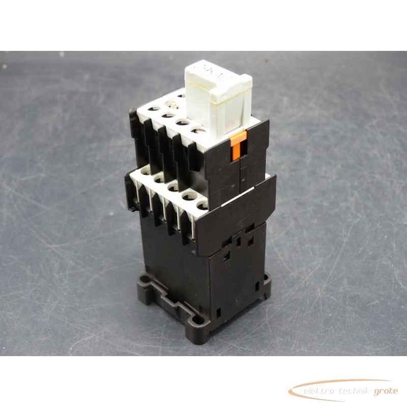 Auxiliary contact block Siemens 3TH2022-0BB4 Hilfsschütz 3TX4440-0A3TZ4490-0D photo on Industry-Pilot