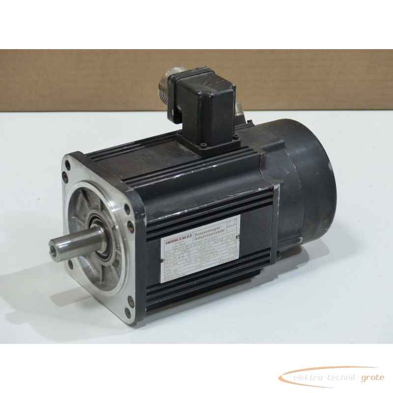 Indramat Indramat MAC 071A-0-ES-2-C-095-A-0-S001 Permanentmagnet-Drehstromservomotor photo on Industry-Pilot