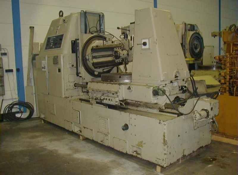 Зубофрезерный станок обкатного типа - вертик. MODUL ZFWZ 1250-3 x 16 фото на Industry-Pilot