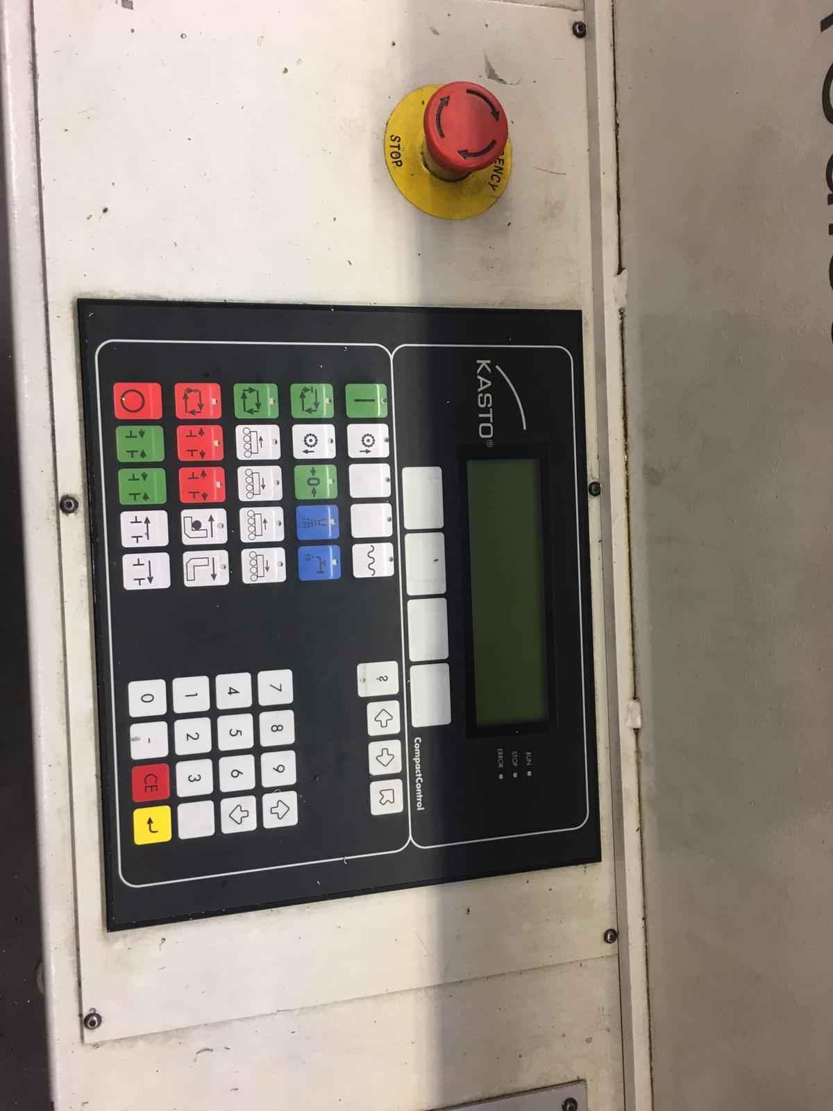 Дисковая пила для холодной резки - Автом. KASTO KASTO disc A10 фото на Industry-Pilot