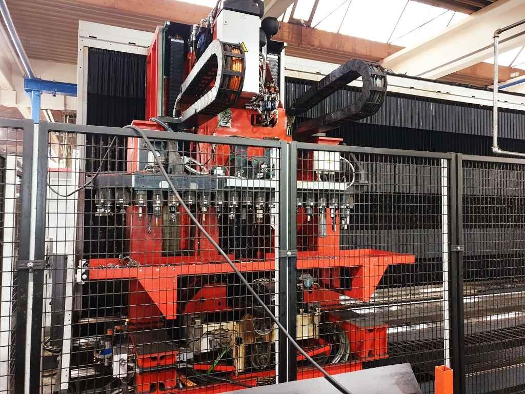 Travelling column milling machine Matec 40-HV. фото на Industry-Pilot