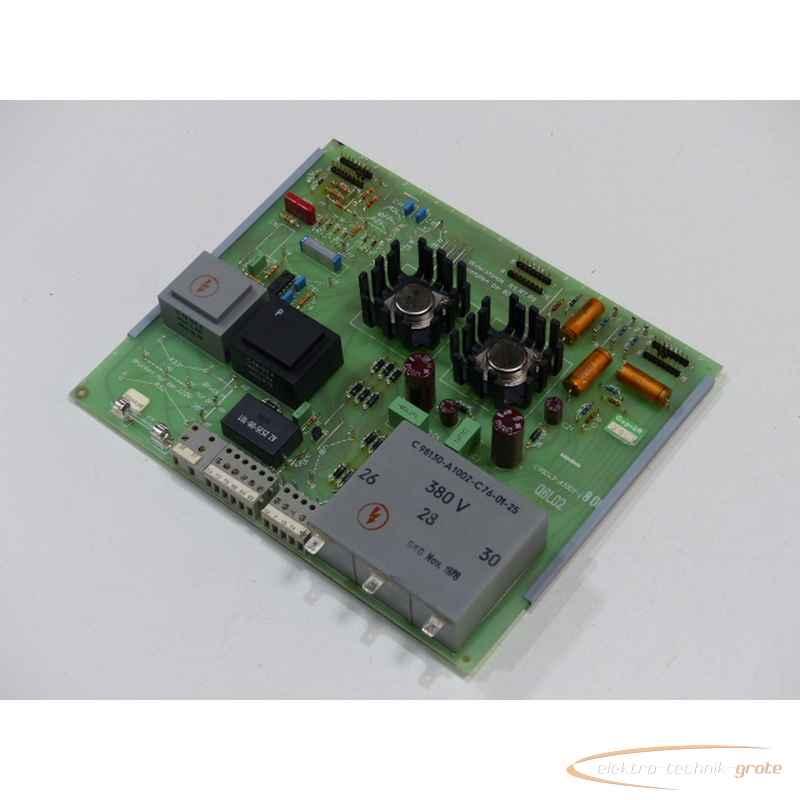 Power unit Siemens  C98043-A1001-L8  photo on Industry-Pilot