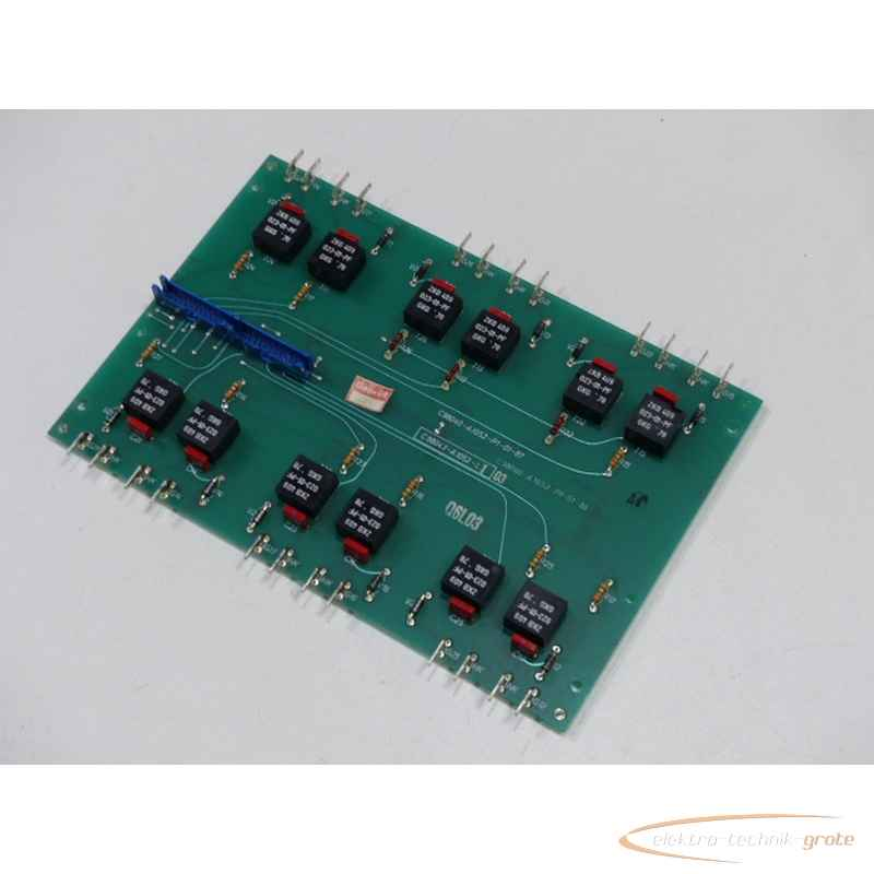 Siemens  C98043-A1052-L1 - C98040-A1052-P1-01-87 Steuerkarte photo on Industry-Pilot