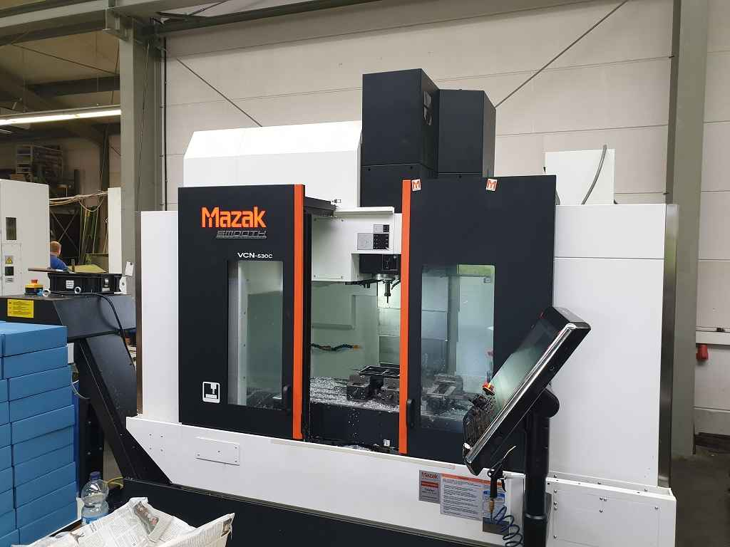 Machining Center - Vertical Mazak VCS 530