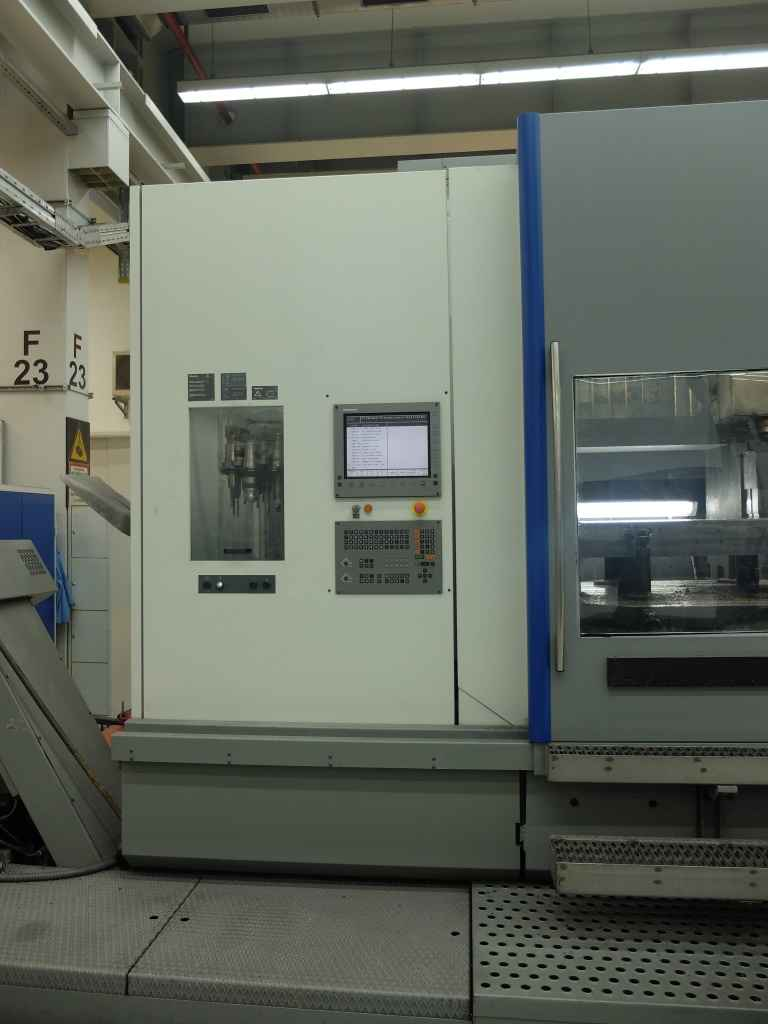 Machining Center - Universal DMG DMU 200 P photo on Industry-Pilot