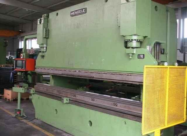 Листогибочный пресс - гидравлический MENGELE H 160-3 фото на Industry-Pilot