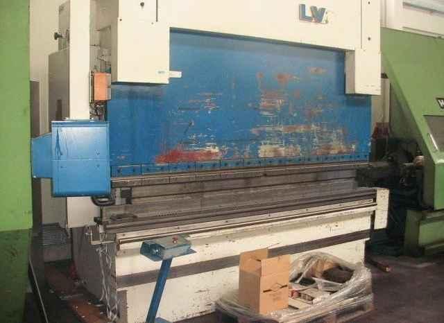 Листогибочный пресс - гидравлический LVD PPEB 175-30 MNC фото на Industry-Pilot