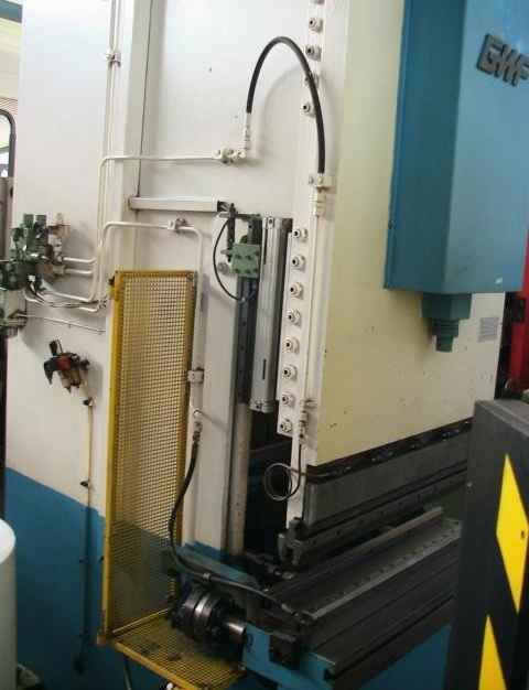 Листогибочный пресс - гидравлический GWF EH 80-1000 фото на Industry-Pilot