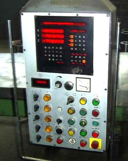 Горизонтально-расточной станок SACEM MST-110 A-C фото на Industry-Pilot
