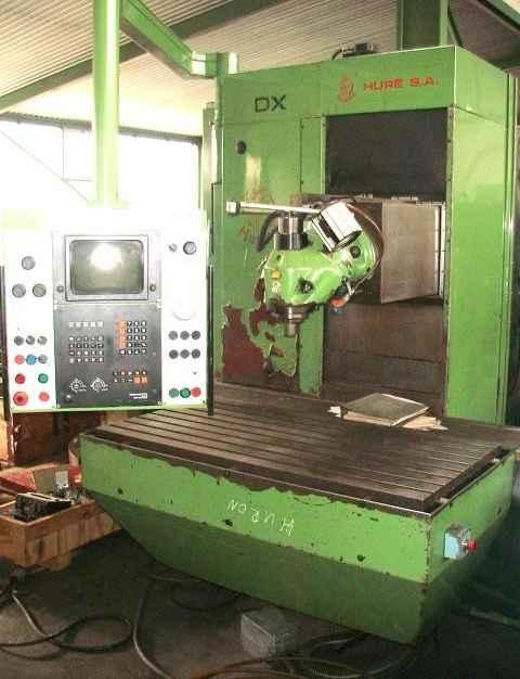 Продольно-фрезерный станок - универсальный HURON DX-TF фото на Industry-Pilot