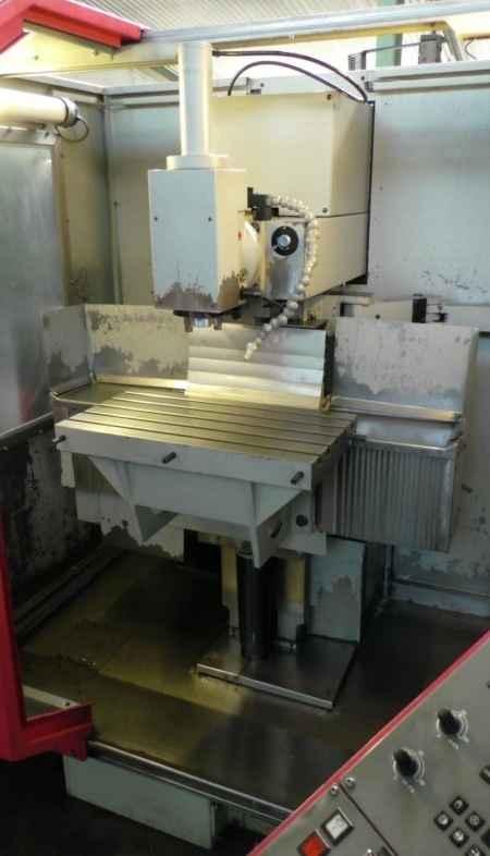 Инструментальный фрезерный станок - универс. KUNZMANN WF 4 CNC фото на Industry-Pilot
