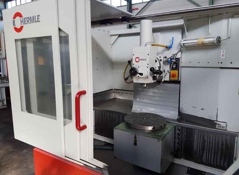 Инструментальный фрезерный станок - универс. HERMLE UWF 900 E фото на Industry-Pilot