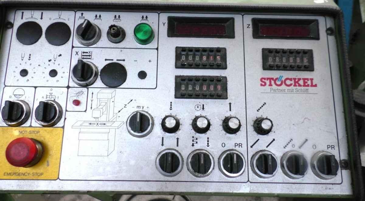 Плоско шлифовальный станок - гориз. ELB KOMET 7 VA II фото на Industry-Pilot