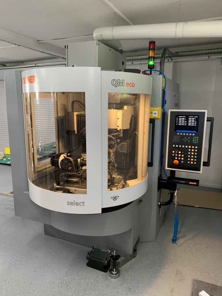 Spark erosion machine Vollmer Qmeco select photo on Industry-Pilot