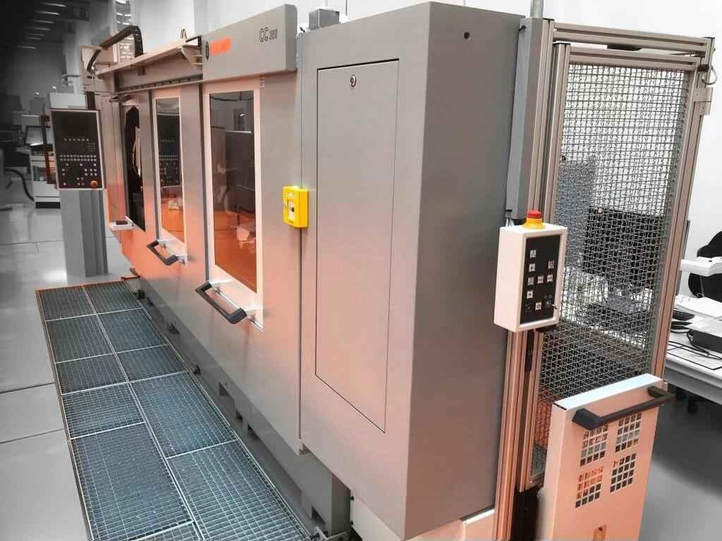 Surface Grinding Machine - Horizontal Vollmer CC 355 Kreissägeblatt-Produktionsanlage photo on Industry-Pilot