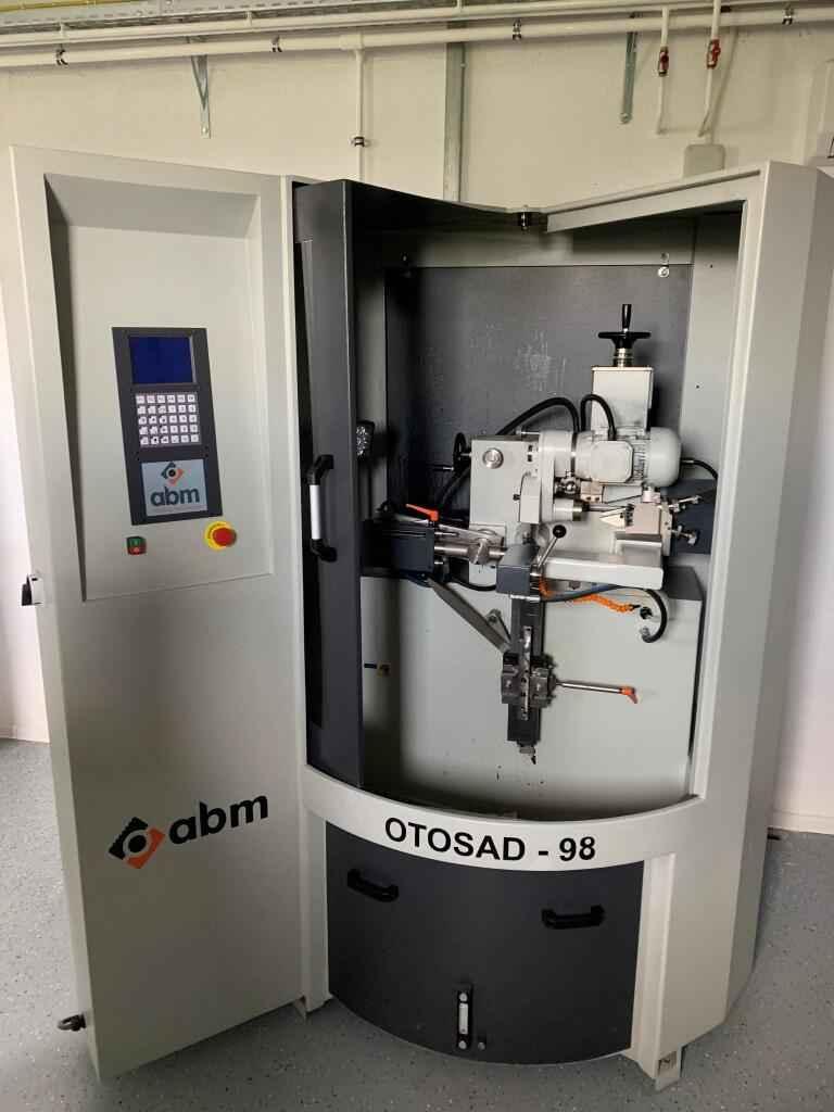Saw-grinding machine ABM Otosad 98 HM-Kreissägeblattabsetzmaschine automatisch photo on Industry-Pilot