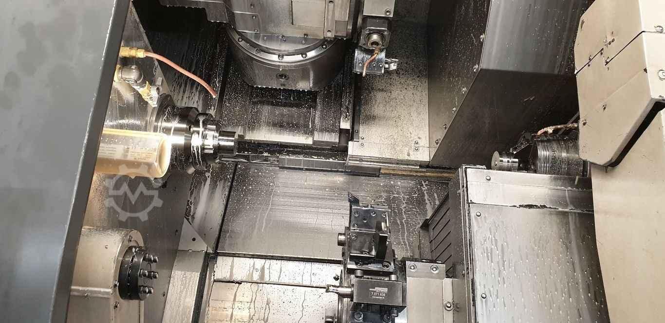 CNC Turning and Milling Machine Nakamura Super NTJ Fanuc 18i-TB  photo on Industry-Pilot