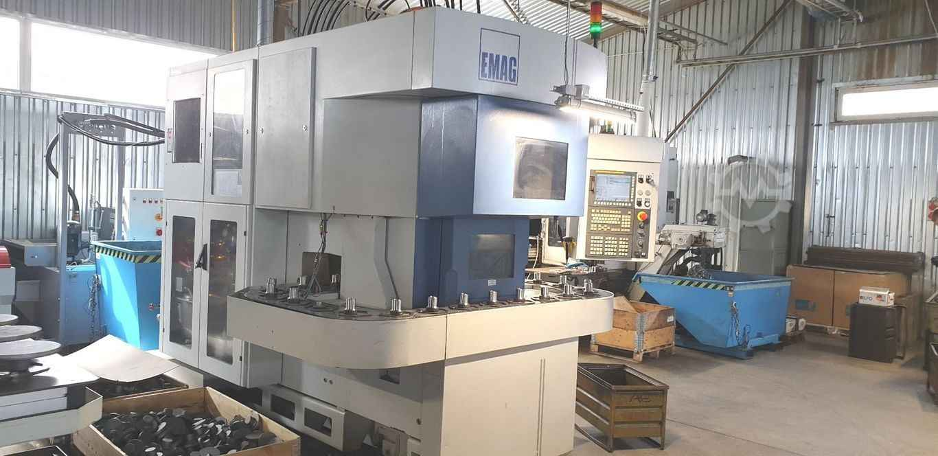Vertical Turning Machine EMAG VL5i photo on Industry-Pilot