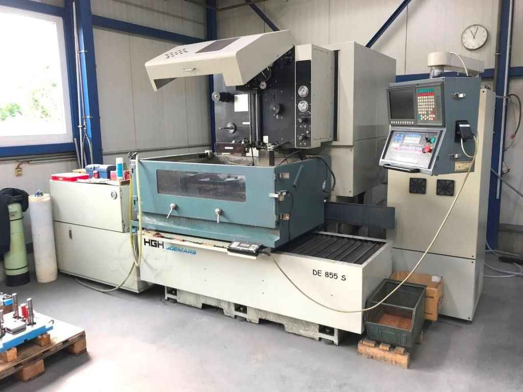 Wire-cutting machine Joemars EDM AWT855S photo on Industry-Pilot