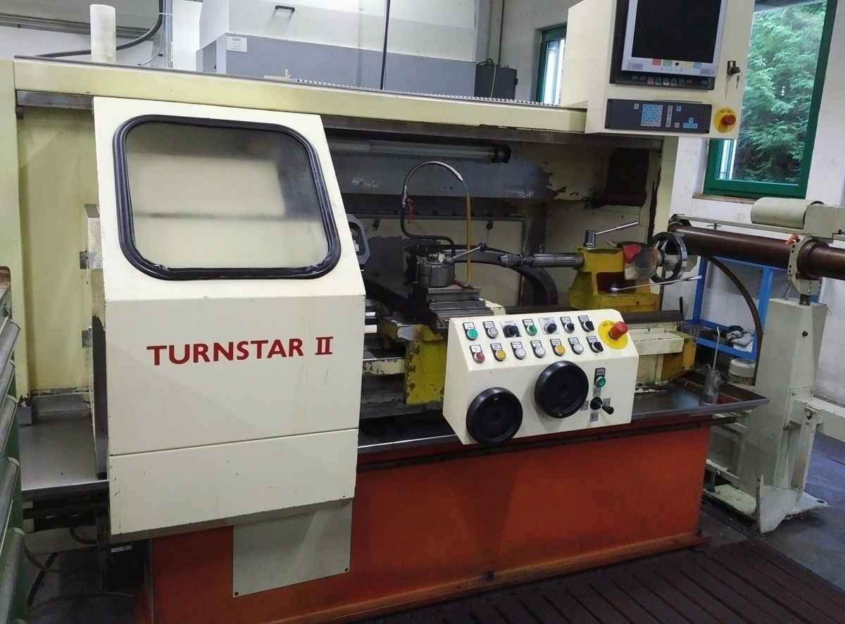 Turning machine - cycle control MAWITEC Turnstar II photo on Industry-Pilot