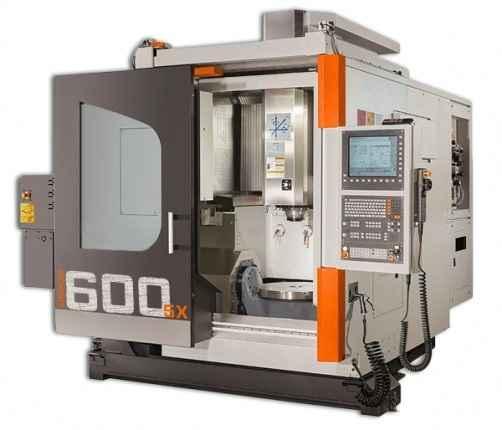 Bearbeitungszentrum - Vertikal KAAST CRONUM 600.5X Bilder auf Industry-Pilot
