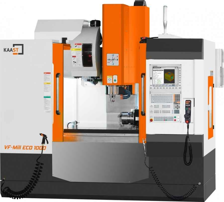 Machining Center - Vertical KAAST VF-Mill ECO 1000 photo on Industry-Pilot