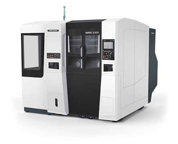 CNC Turning Machine  DMG NRX 2000 photo on Industry-Pilot
