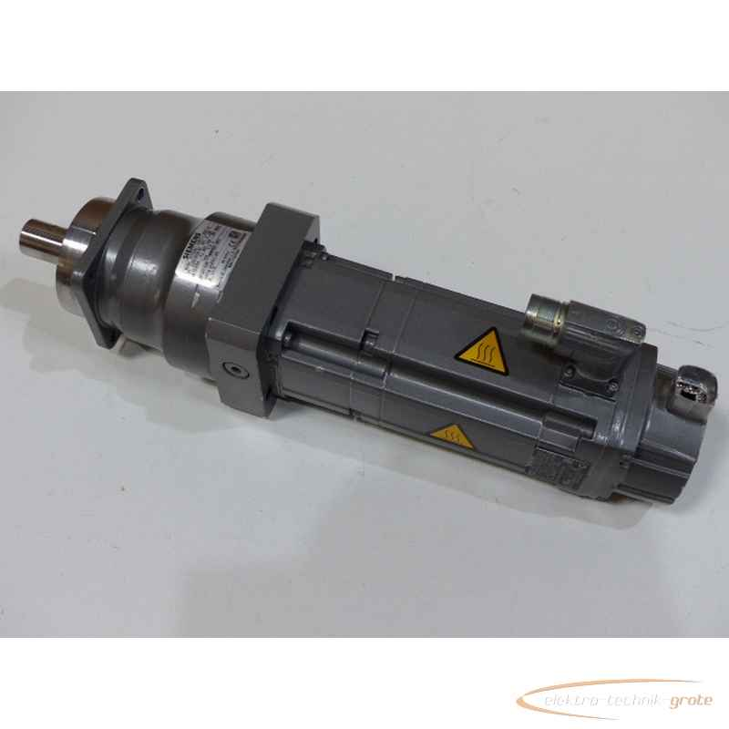 Planetary gear Siemens 1FT7034-1AK71-1CH1-Z Synchronmotor mit SP075S-MF1  photo on Industry-Pilot