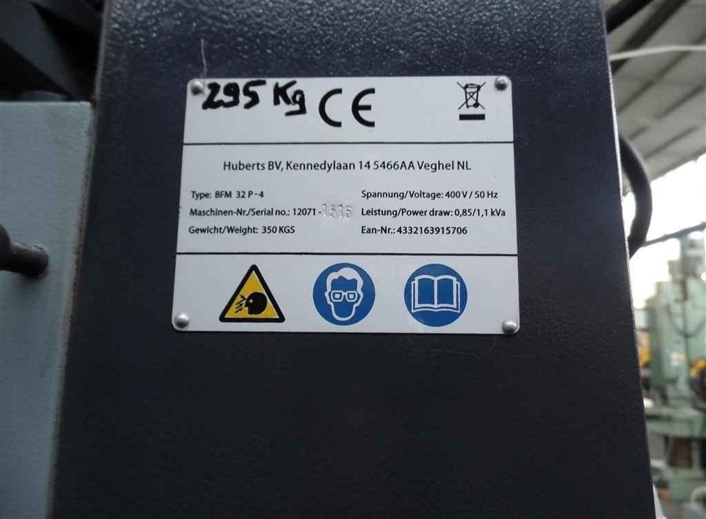 Фрезерно-расточный станок HUBERTS BFM 32-P4 фото на Industry-Pilot