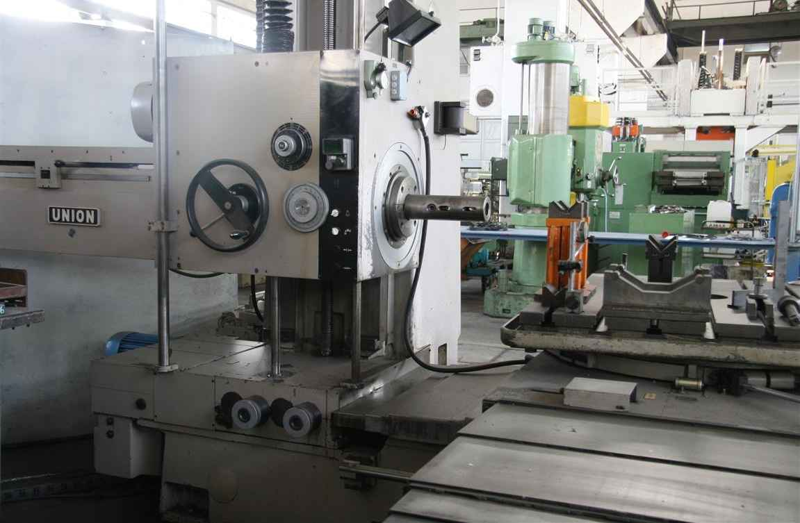 Horizontal Boring Machine UNION KARL MARX STADT BFT 90-3 фото на Industry-Pilot