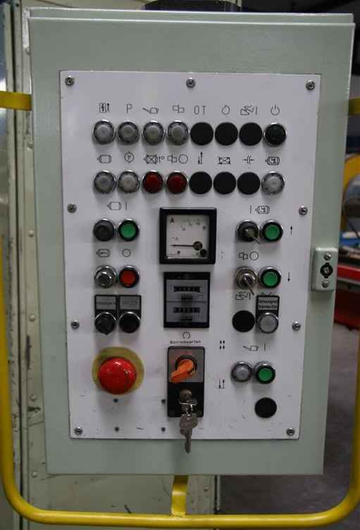 Проектор для контроля профиля WMW ERFURT PkDZ 160 фото на Industry-Pilot