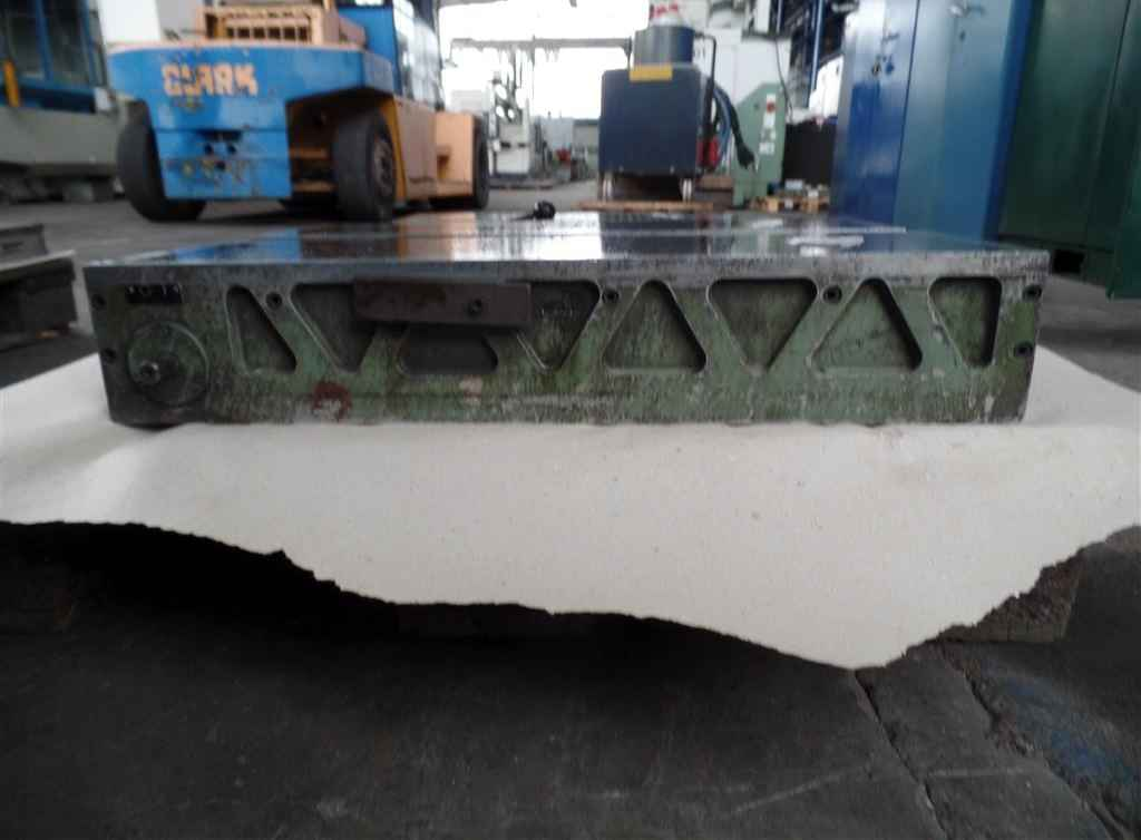 Magnetic Clamping Plate Stankoimport 600 x 200 photo on Industry-Pilot
